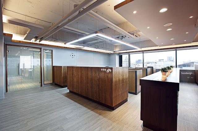 管理部 - 行政辦公室設計
