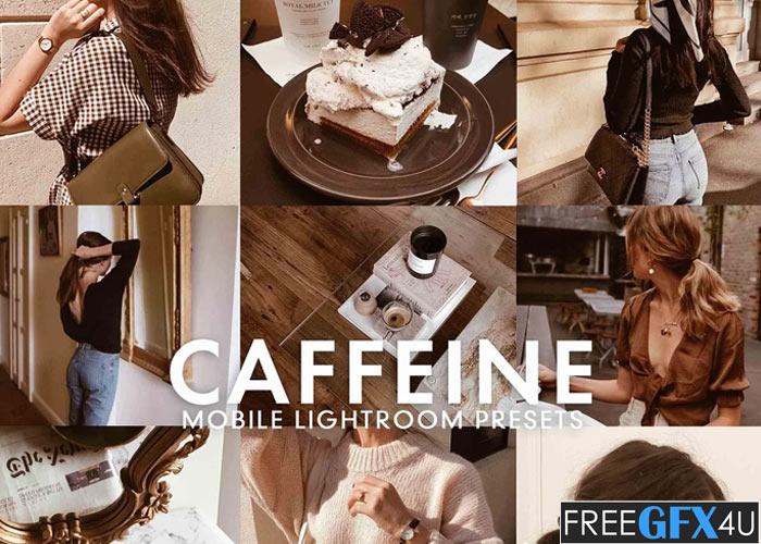 5 Brown Mobile Lightroom Presets