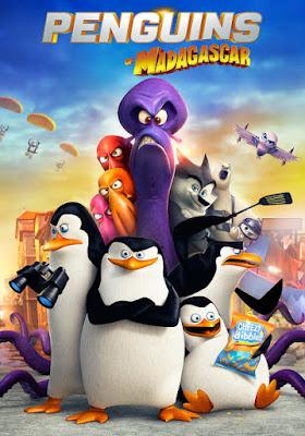 Penguins Of Madagascar 2014 Dual Audio Hindi 720p BluRay ESubs Download