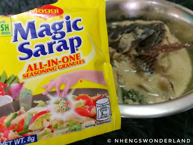 #AllWeNeedIsMagic with Maggi seasonings