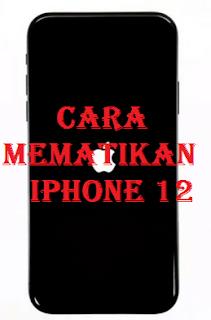 Cara mematikan atau memulai ulang iPhone 12 atau iPhone 12 Pro