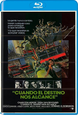 Soylent Green 1973 BD25 Spanish