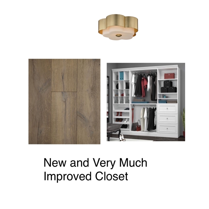 One Room Challenge -Week Two- design addict mom- the closet
