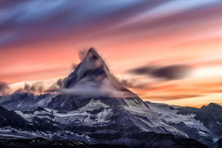 Matterhorn Photo by Samuel Ferrara on Unsplash