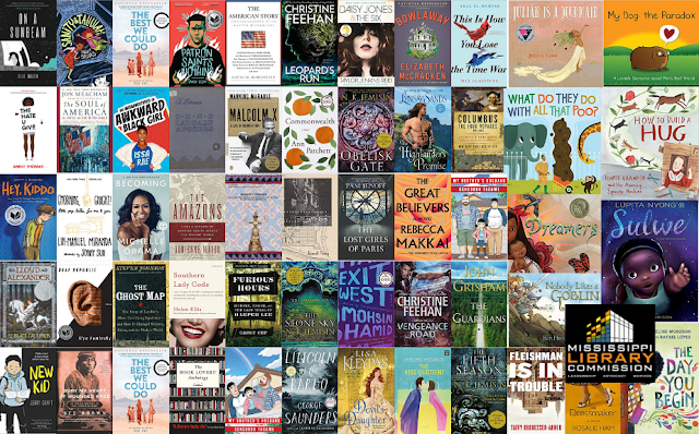 collage of book covers of the 52 books listed below