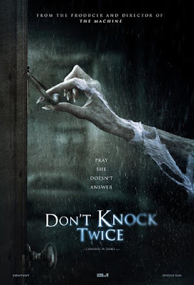 Don't Knock Twice 2016 DVD R4 NTSC Latino