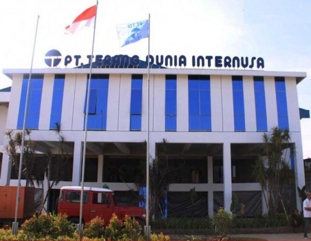 Lowongan Kerja Admin Marketing Supervisor PT Terang Dunia Internusa Alam Sutera Tangerang