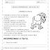 Atividade de Ortografia para imprimir - 2º Ano