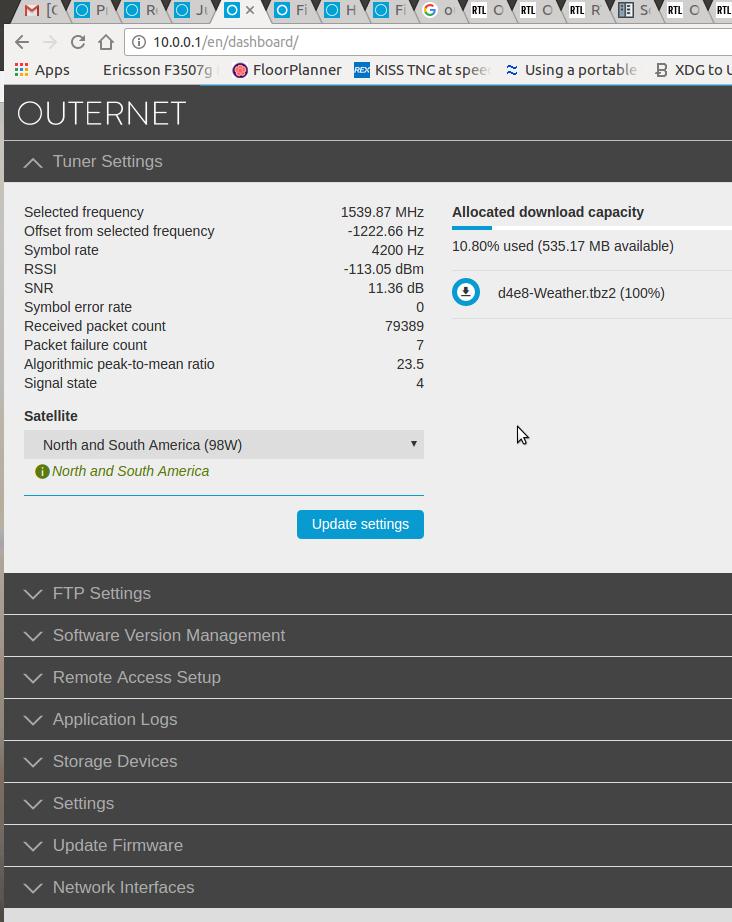Diy Outernet Antenna