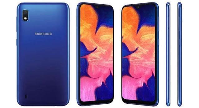 Samsung Galaxy A10 Body