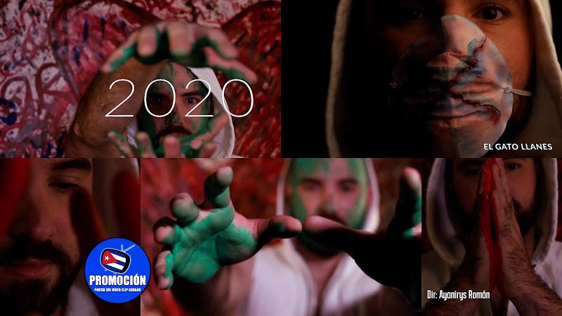 El Gato Llanes - ¨2020¨ - Videoclip - Directora: Ayanirys Román. Portal Del Vídeo Clip Cubano. Música cubana. Hip Hop. Rap. Cuba.