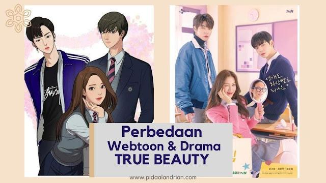 Beda versi drama dan webtoon