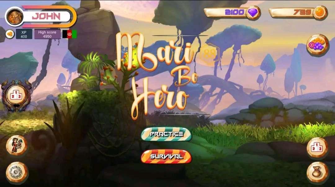 Mari-Bo Hero Mod Apk: Game Penghasil Uang PayPal Langsung ...