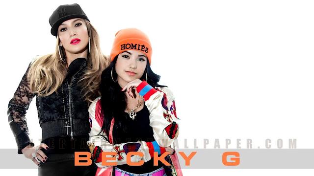 Becky G and Jennifer Lopez hd wallpaper