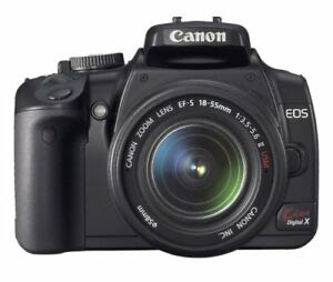 Canon EOS Kiss Digital X DSLR Firmware Latest Driverをダウンロード