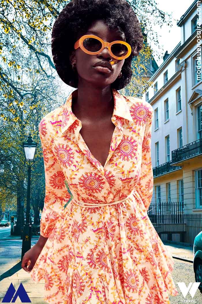 vestidos de moda 2022 Zara