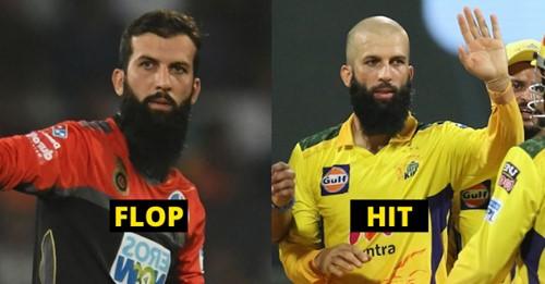 IPL 2021: RCB टीम छोड़ने के बाद इन 5 खिलाड़ियों ने धोनी की टीम के लिए किया शानदार प्रदर्शन