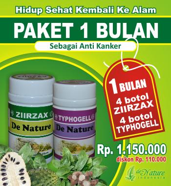 Foto Obat Herbal Cegah Kanker Payudara