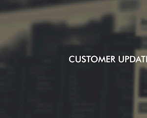 Anime.xml - Customer Update
