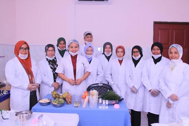 Norcy Beautylab Tawarkan Kursus Berimpak Tinggi Kepada Komuniti