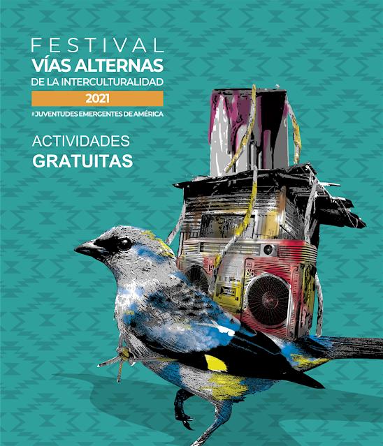 """Atlixco, sede del Festival Vías Alternas de la Interculturalidad, """"Juventudes Emergentes de América"""""""