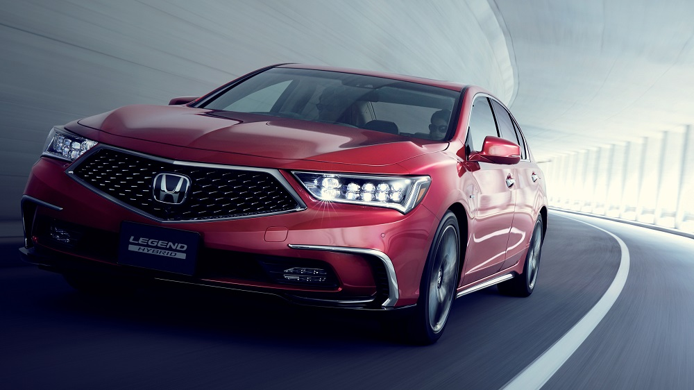 Honda receives type designation for Level 3 automated driving in Japan