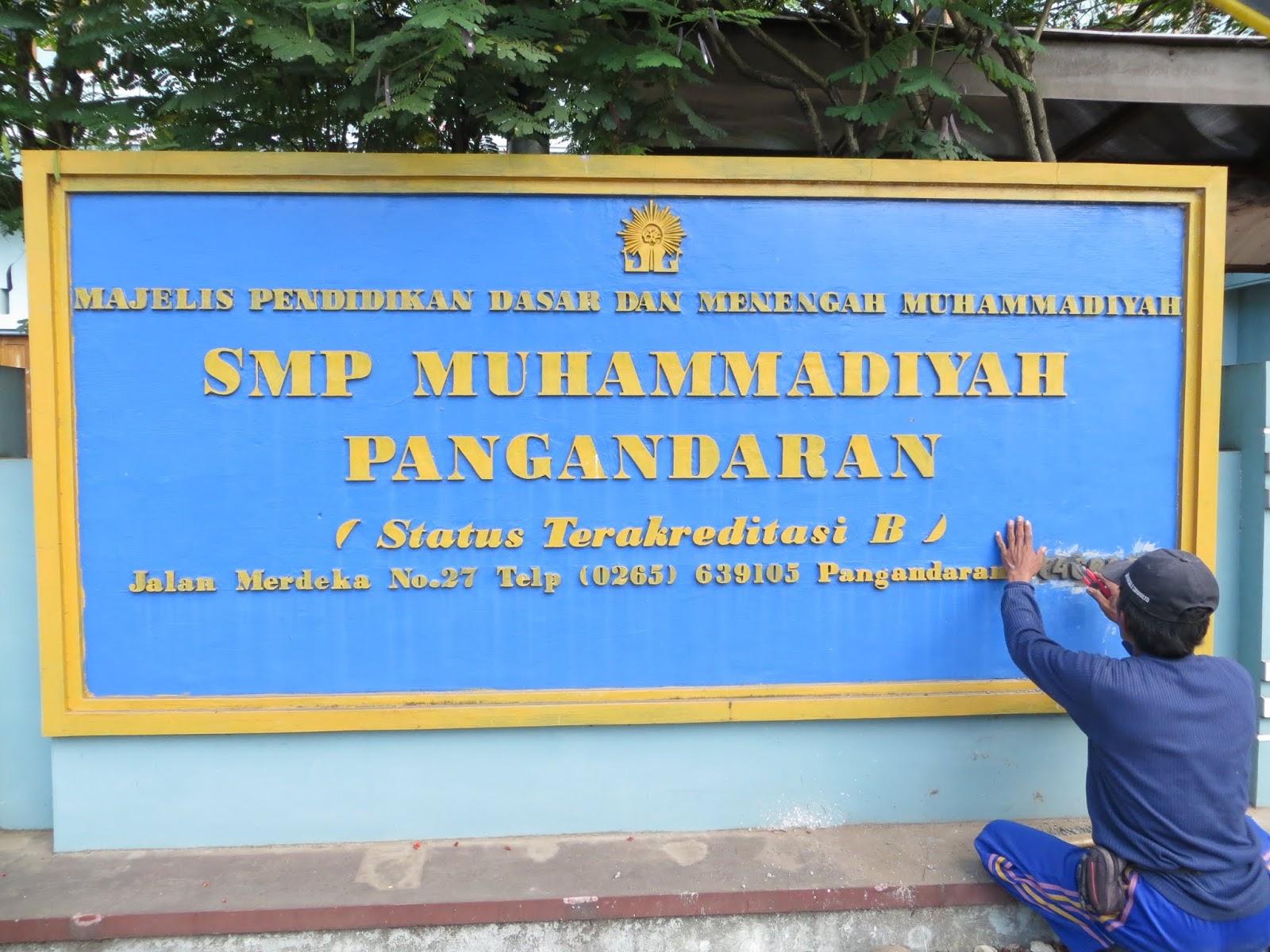 Muhammadiyah salah satu ormas yang fokus bidang pendidikan