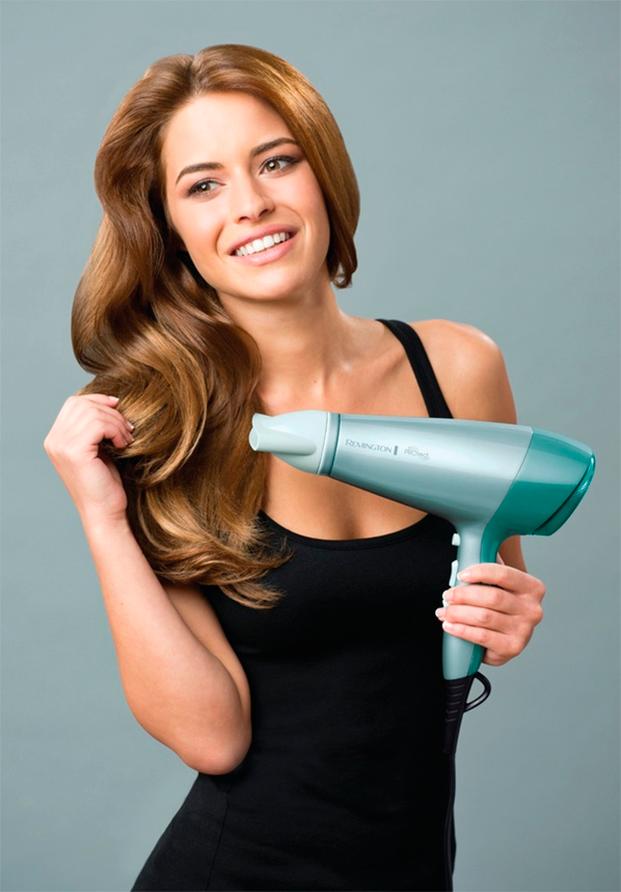 Cuida el cabello con PROtect de Remington, con acondicionadores y depósito de agua
