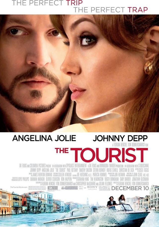 The Tourist 2010 x264 720p Esub BluRay Dual Audio English Hindi GOPI SAHI