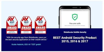 Bitdefender Antivirus Free - MasBasyir.Com
