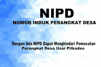 Kemendagri Siapkan NIPD Bagi Perangkat Desa, Download Format Pendataan Terbaru
