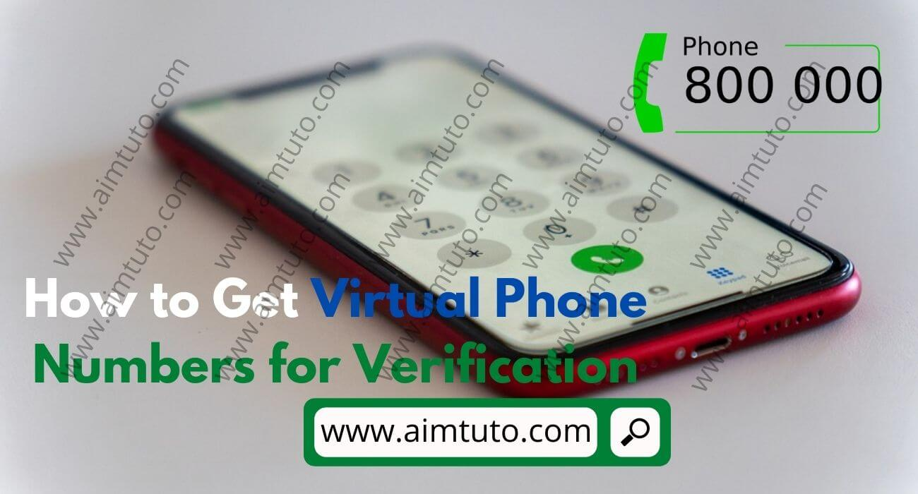 How to Get US Virtual Phone Number for Verification