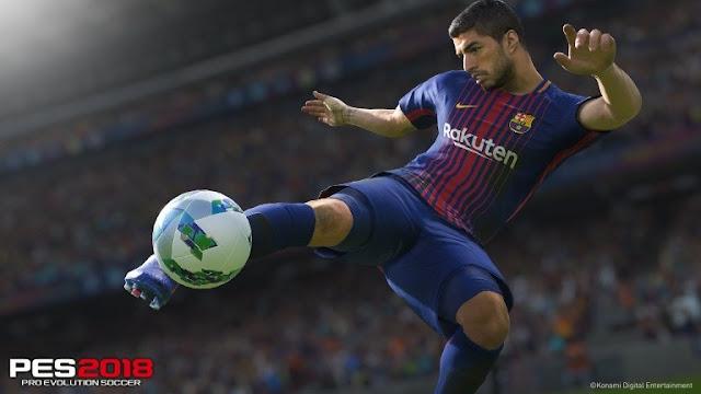 الكشف رسميا عن الدوري الأرجنتيني في لعبة PES 2018