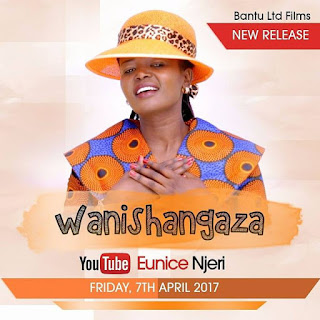 Eunice Njeri - Wanishangaza