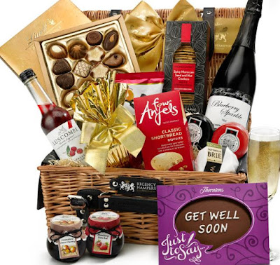 Get Well Soon Hampers: How to Personalize a Hamper
