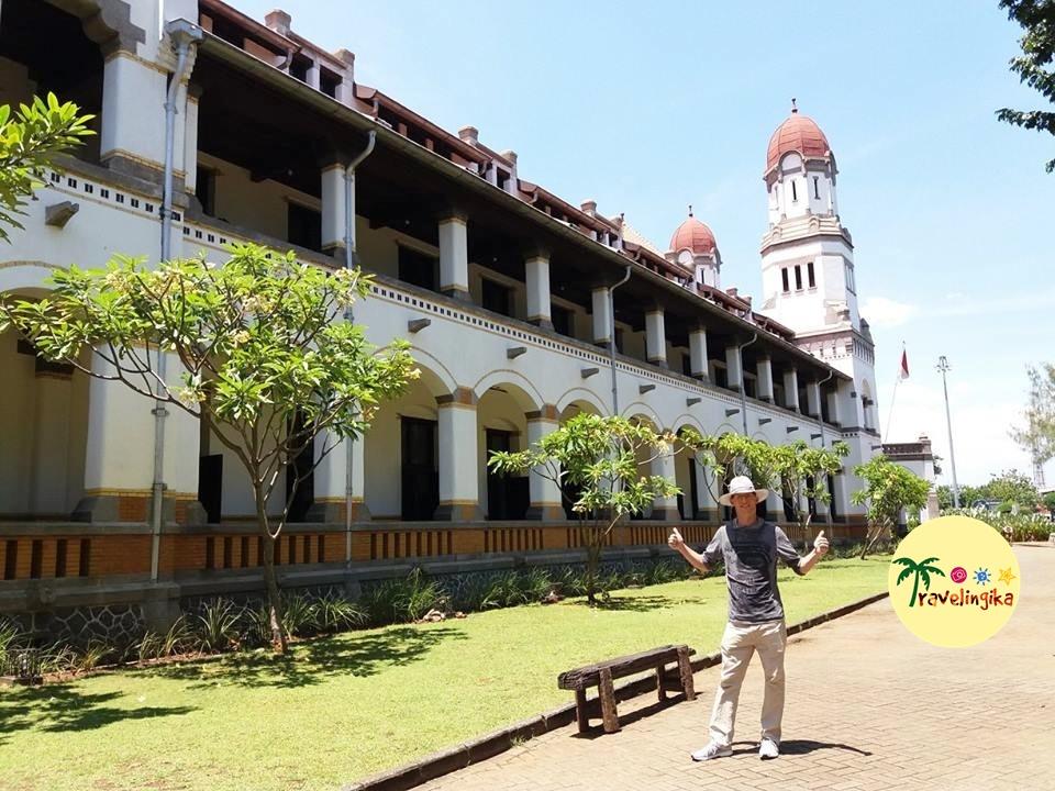 Explore Lawang Sewu dan Wisata Mall di Semarang sama Mas ...
