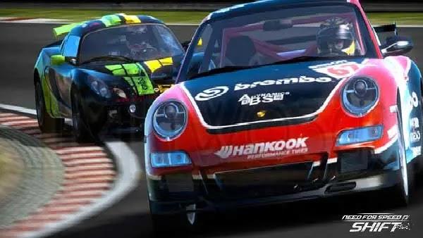 تحميل لعبة Need for Speed Shift
