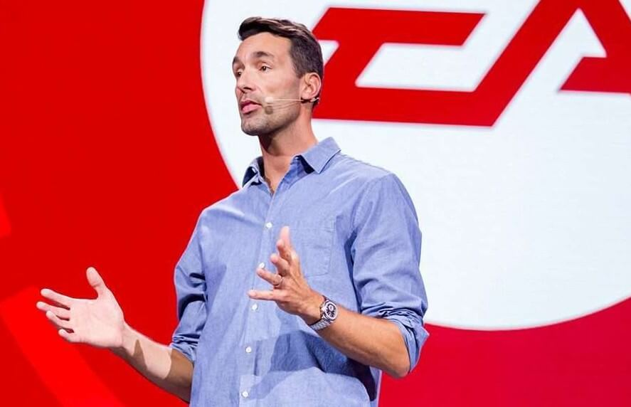Former EA Exec Patrick Söderlund New Studio Acquired By Nexon