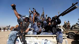 Allahu Akbar! Koalisi Saudi Gempur Basis Teroris Houthi di Sanaa