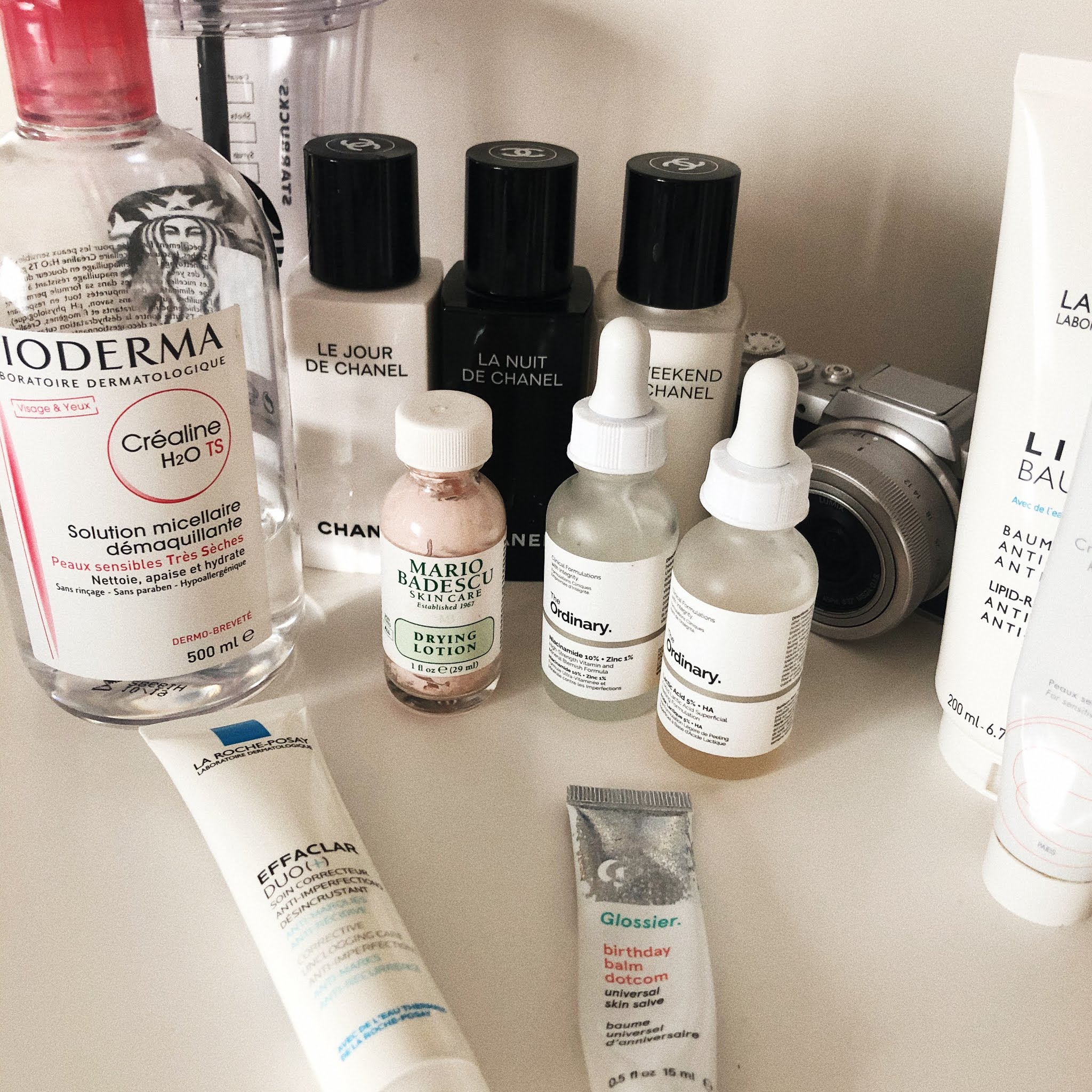 French Pharmacy Skincare Routine for Acne prone Skin