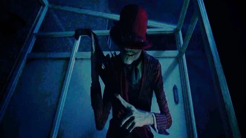 Заклятие 2, The Conjuring 2, Скрюченный человек, The Crooked Man