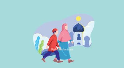 Bacaan Doa Masuk Masjid Dan Keluar Masjid Lengkap