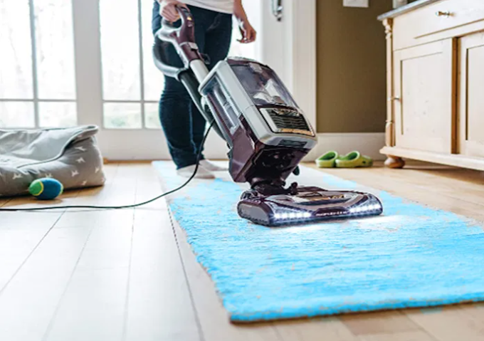 What vacuum cleaner do professionals use?