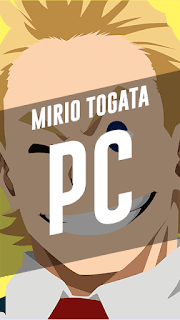 Mirio Togata - Boku no Hero Academia Wallpaper