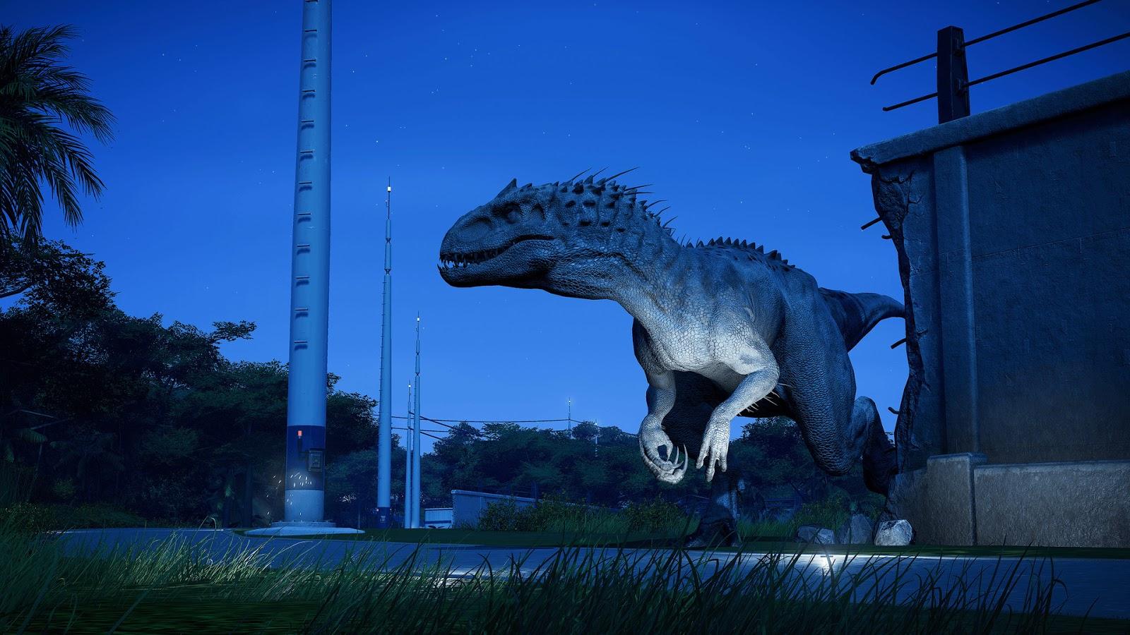 Jurassic World Evolution PC ESPAÑOL (CODEX) + REPACK 1 DVD5 (JPW) 6
