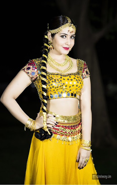 Rashi Khanna Performance Stills at CineMAA Awards 2016