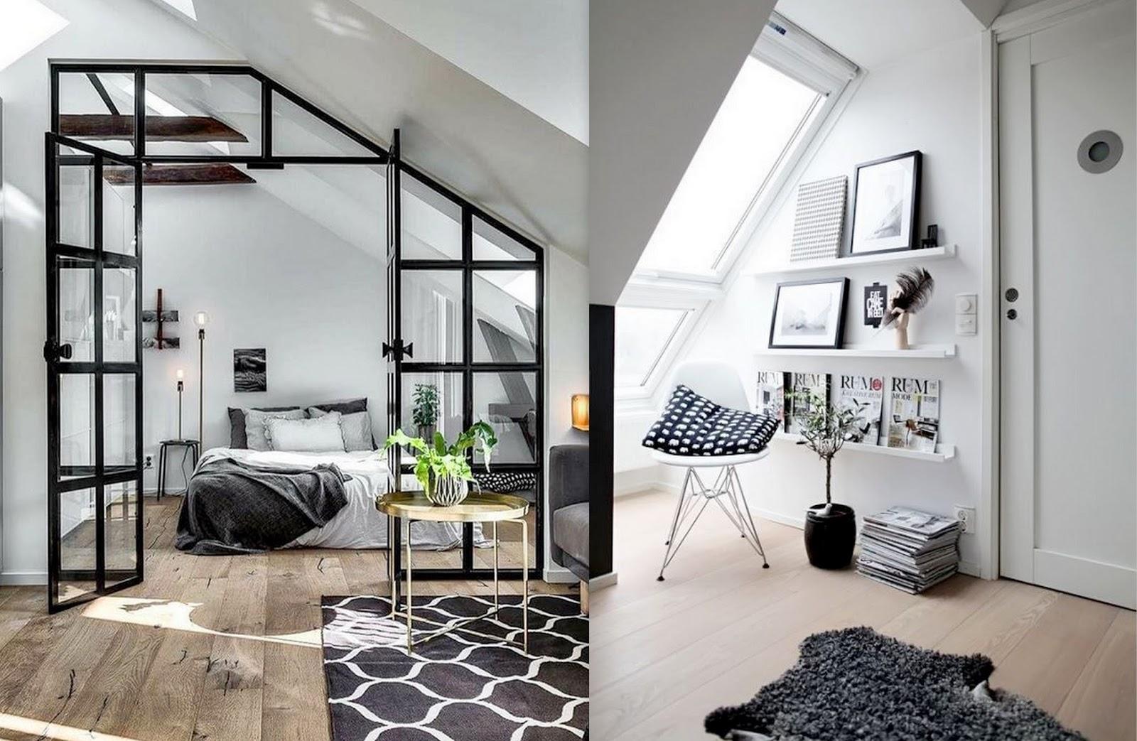 By evelien interieur inspiratie voor de zolderkamer for Interieur bedrijf