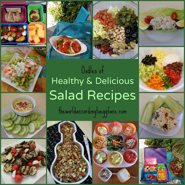 Oodles%2Bof%2BHealthy%2Band%2BDelicious%2BSalad%2BRecipes%2BEggface%2BPin Weight Loss Recipes Eggface 2016   The Blog Year in Review