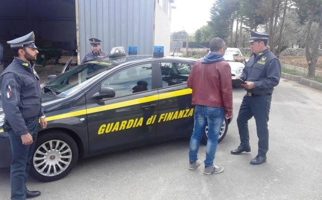 La Guardia di Finanza di Puglia contrasta con successo lavoro nero e irregolare. I dati delle operazioni