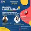 *Himpunan Mahasiswa Kampus UBSI Bogor, Siap Sukseskan Webinar SMITEAC